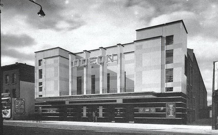 Peckham High Street Odeon