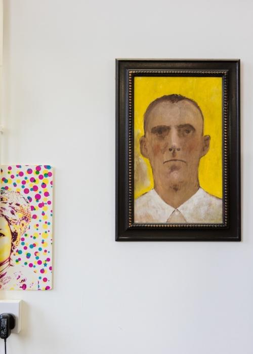 John Hinds Framing 6