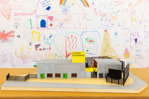 Livesey Exchange Model @ Tate Exchange - image by Alexander Christie-6