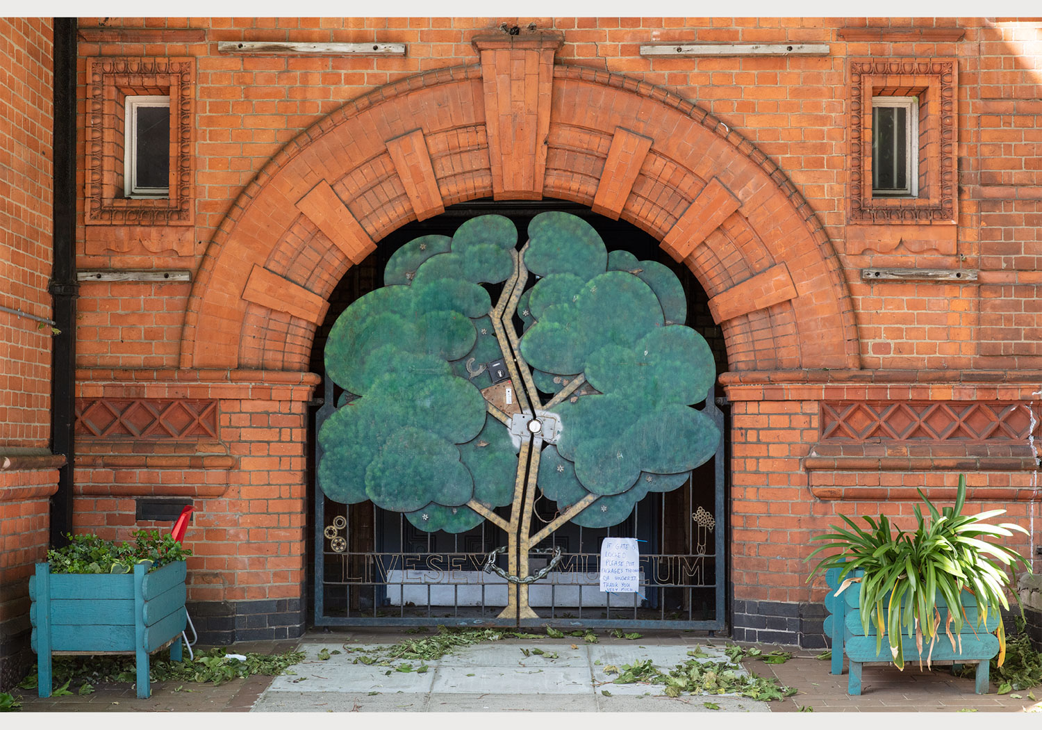 Livesey Libary – Image by Alexander Christie-23
