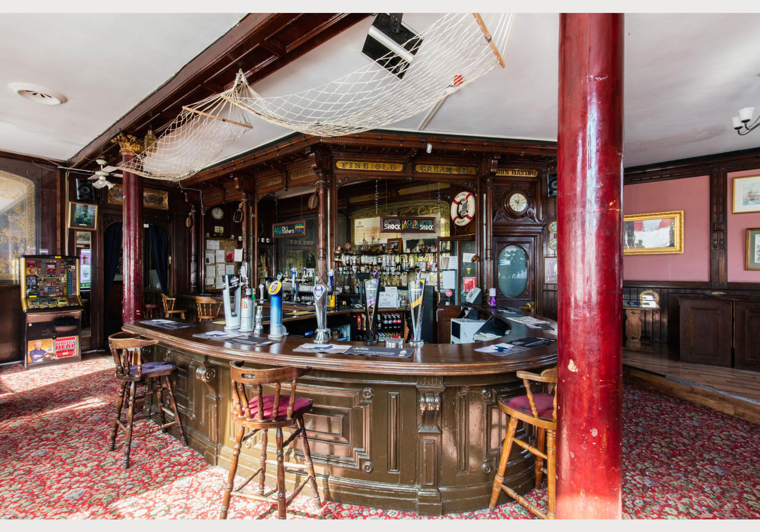 Lord Nelson – Image by Alexander Christie-10