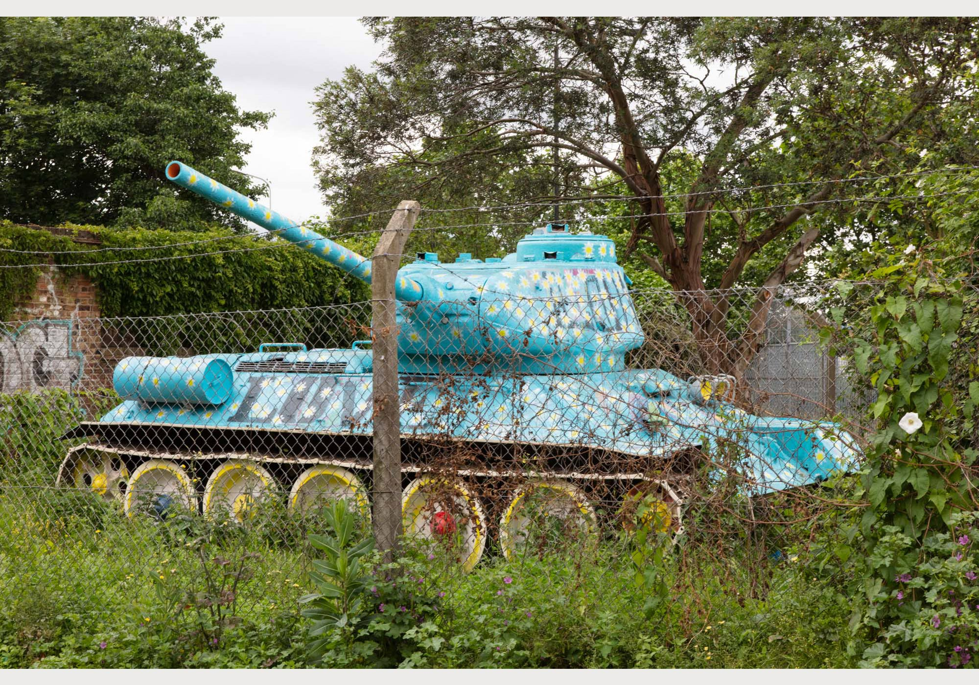Stompie Tank 1