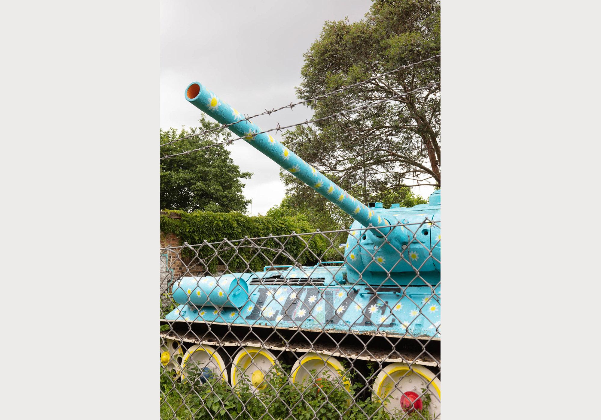 Stompie Tank 2